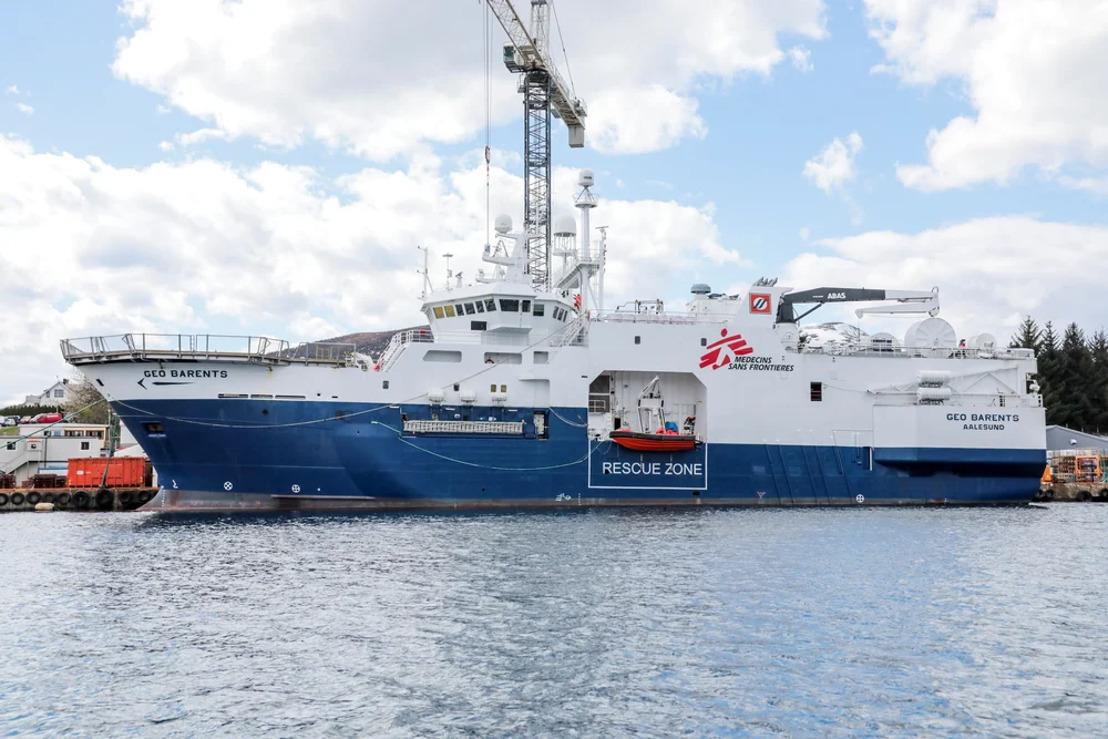 MSF relance ses activités de recherche et de sauvetage en Méditerranée centrale pour sauver des vies