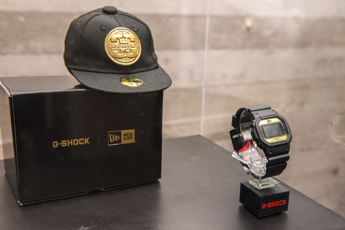 G-SHOCK y New Era se unen para crear una colaboración especial