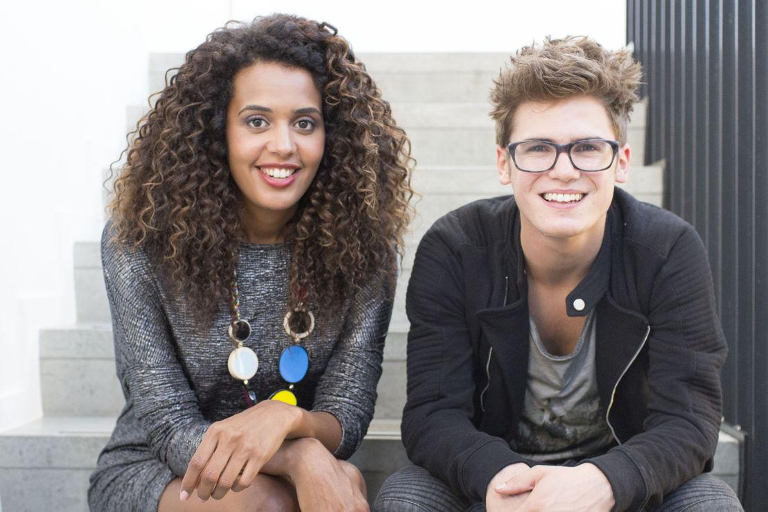 Ketnet Musical : Tatyana Beloy en Thomas Van Achteren - (c) VRT/Nathalie Dolman