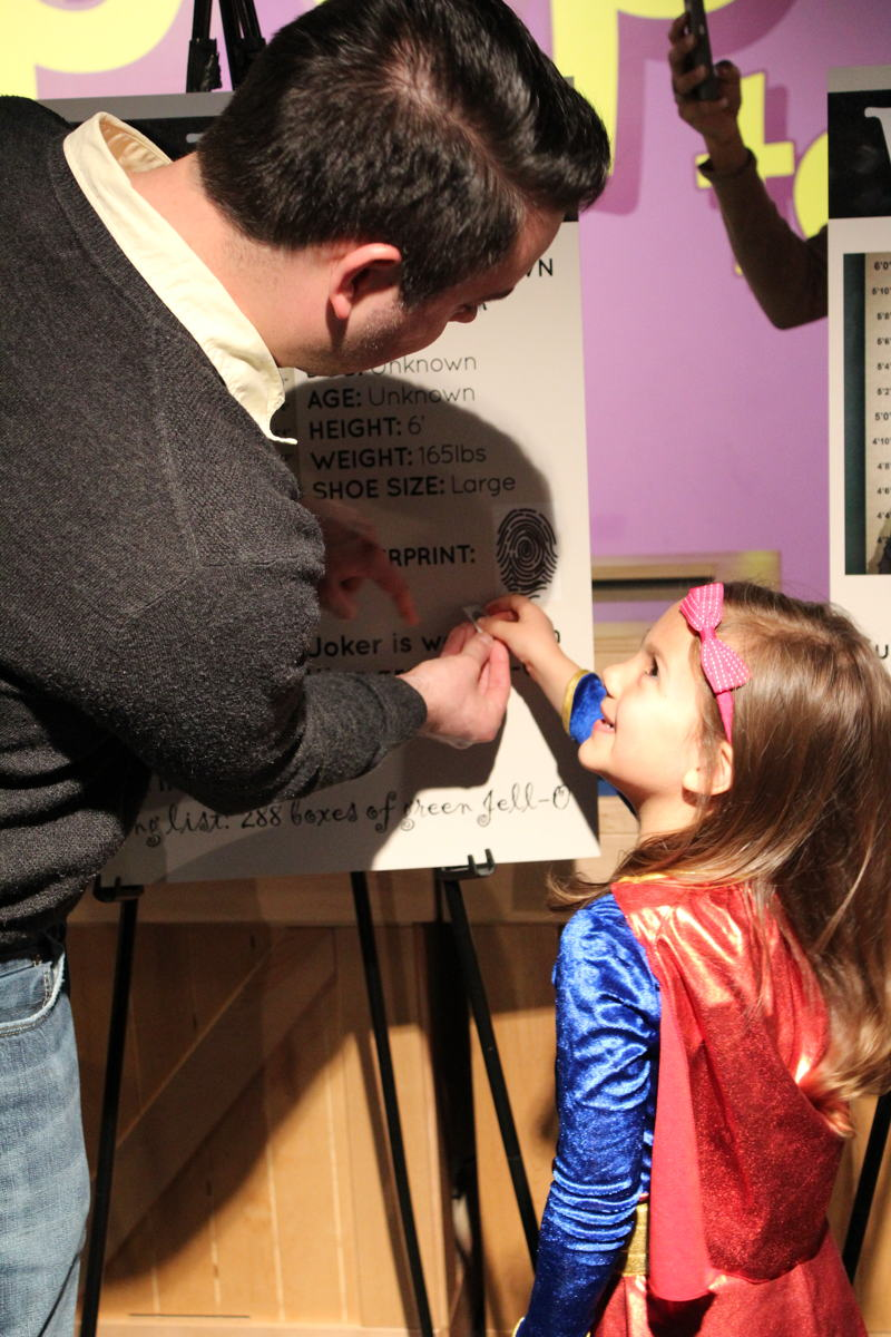 Superhero Night Children's Museum Science Atlanta