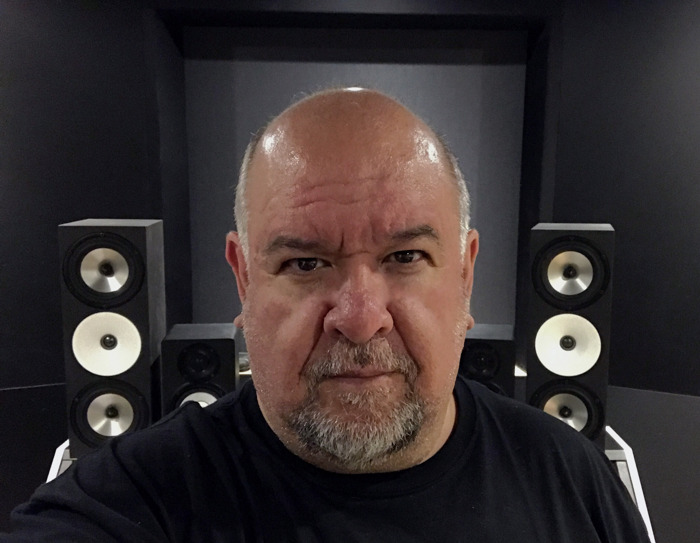Lu Diaz Sculpts Perfect Low End with Amphion Two18s
