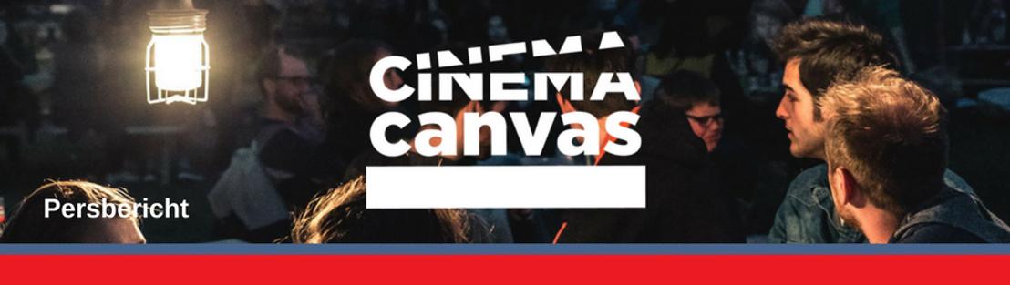 Cinema Canvas in Gent met de keuzefilms van Tom Van Dyck, Nathalie Teirlinck en Patrick Duynslaegher