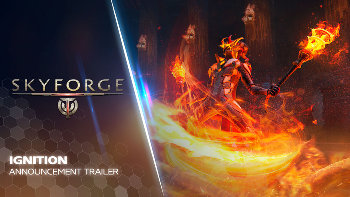 Preview: SKYFORGE GIVES LIGHT TO THE IGNITION EXPANSION COMING THIS SEPTEMBER