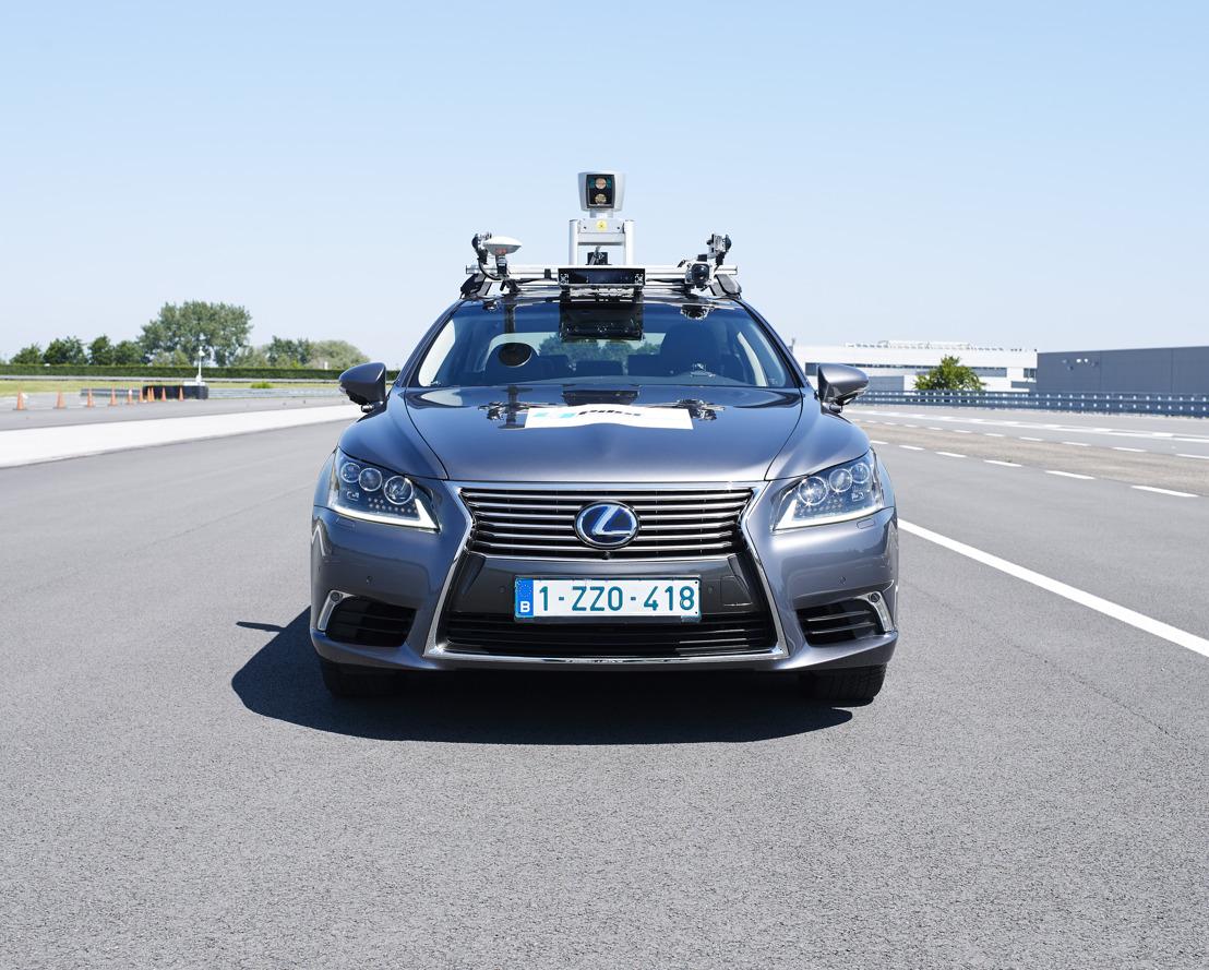 Toyota gaat automatisch rijden testen op openbare weg in Brussel