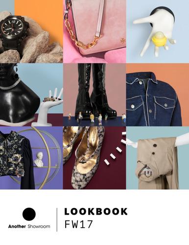 Another Showroom: FW17 Lookbook
