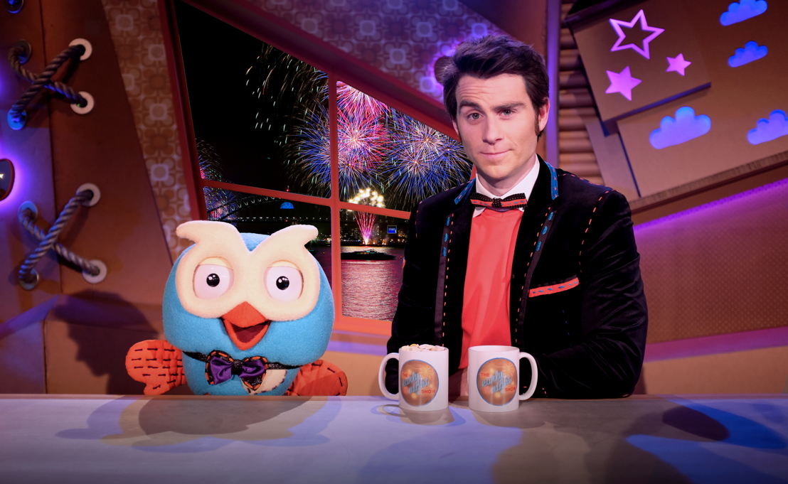 Join Hoot & Jimmy Giggle this New Year's Eve on ABC