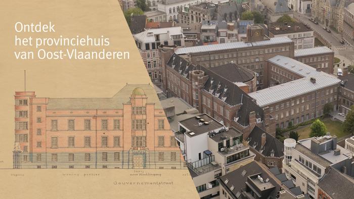 Provincie Oost-Vlaanderen pakt uit met een mooi, coronabestendig programma op Open Monumentendag