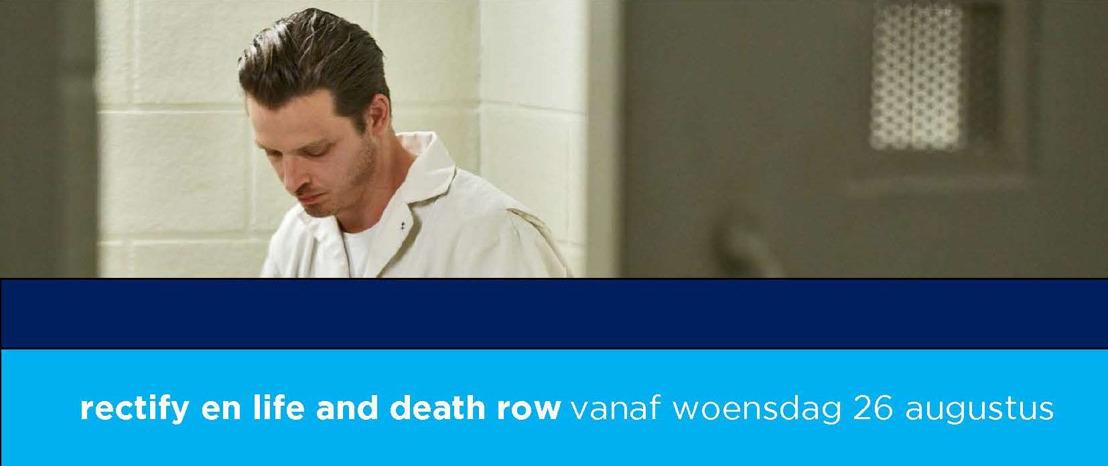 Leven en dood op Canvas: Rectify en Life and Death Row