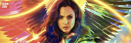Las figuras de colección exclusivas de la nueva película 'Wonder Woman 1984' están en la tienda en línea de Bandai Collectors Shop