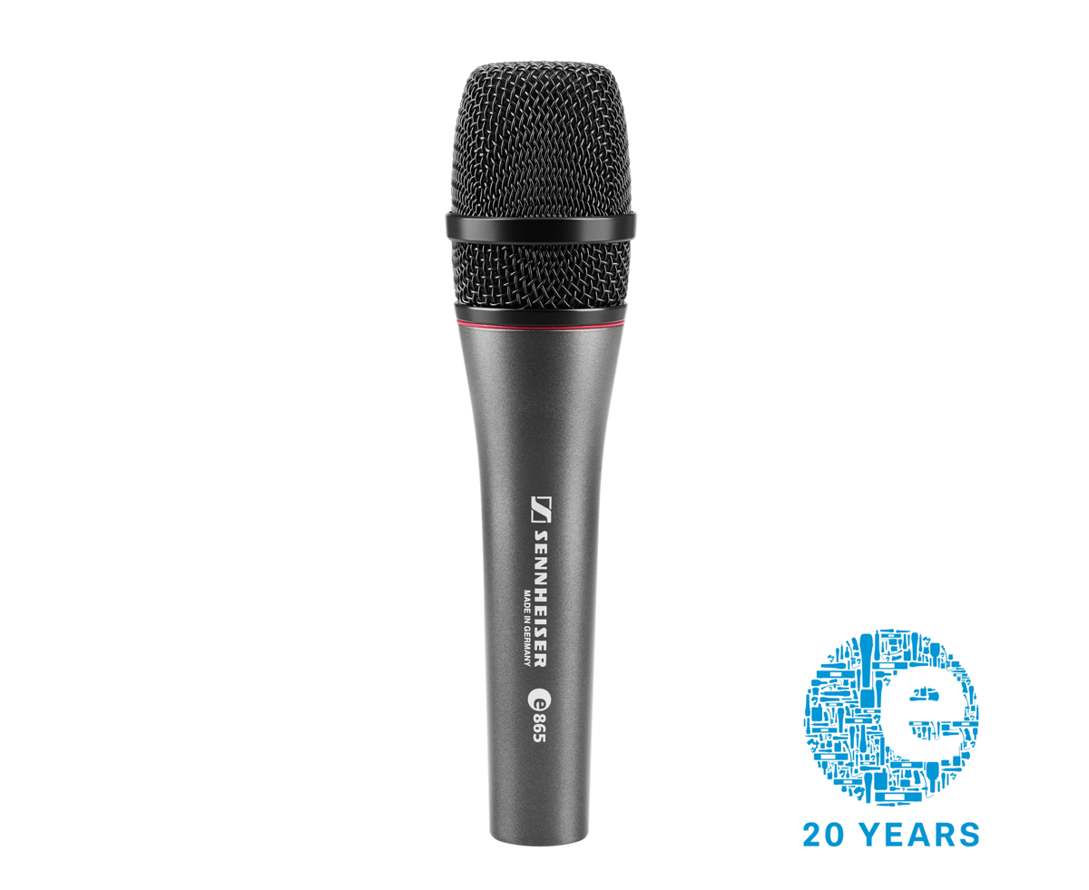 The e 865 – the first evolution series condenser microphone