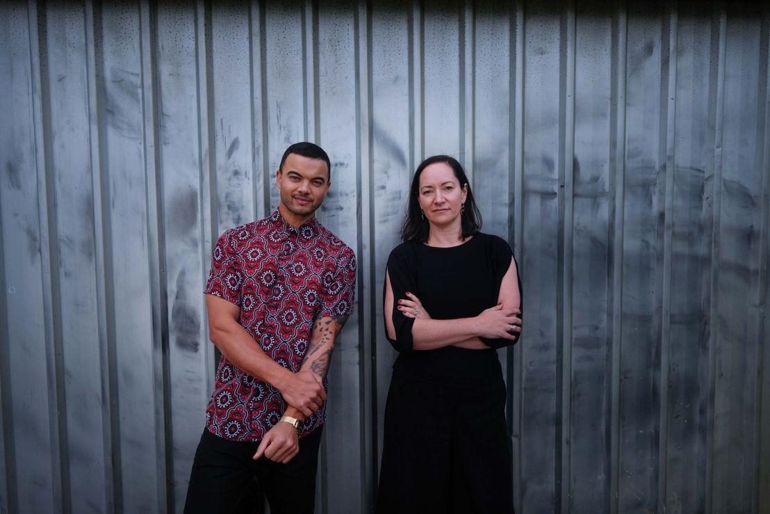 Guy Sebastian & Anita Collins
