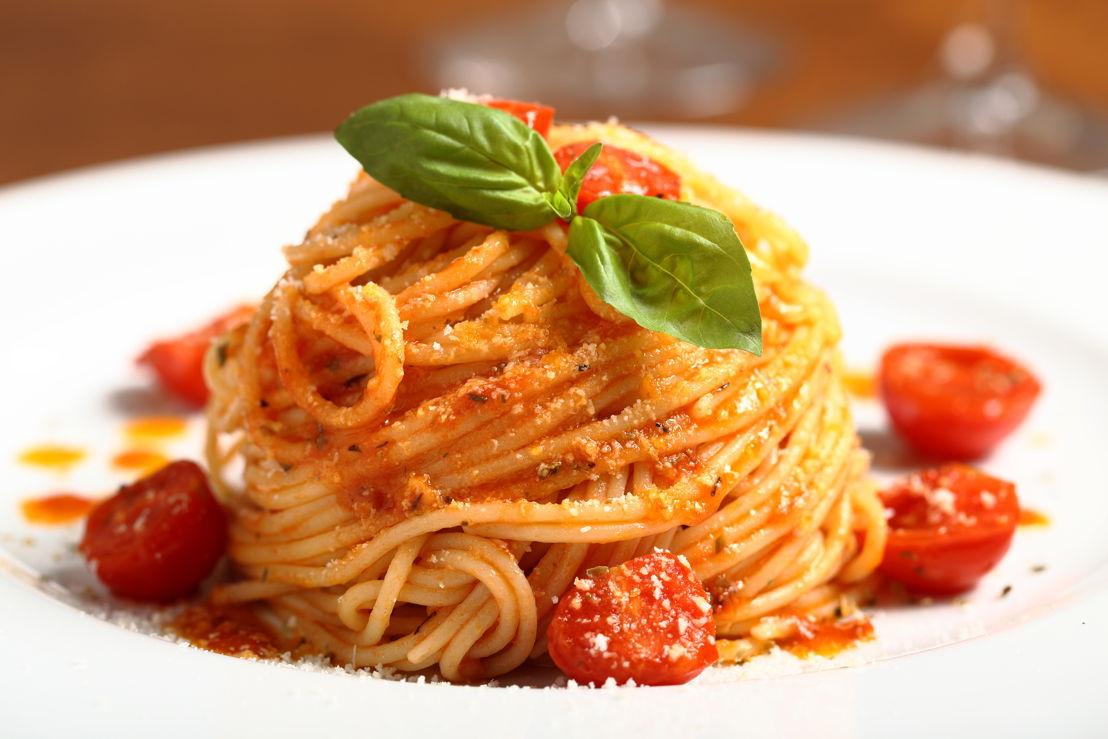 Nido di spaghetti