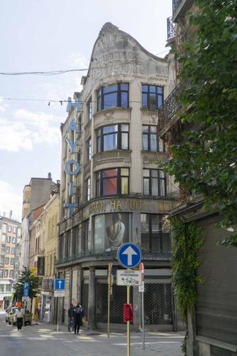 Iconisch 'Maison Hayoit' beschermd