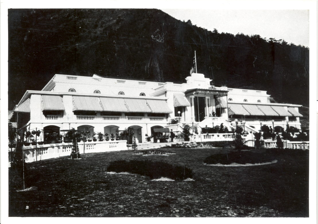 Main building at The Repulse Bay Hotel, 1920s