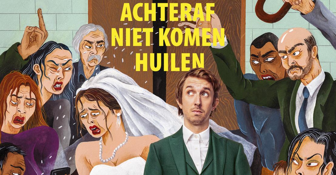 Robrecht Vanden Thoren brengt nieuwe voorstelling