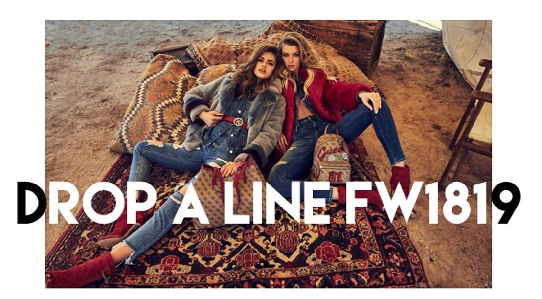 Accessories :: Women FW1819 :: Drop a line