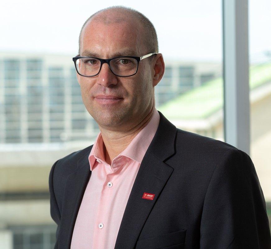Dr. Christian Krueger, BASF