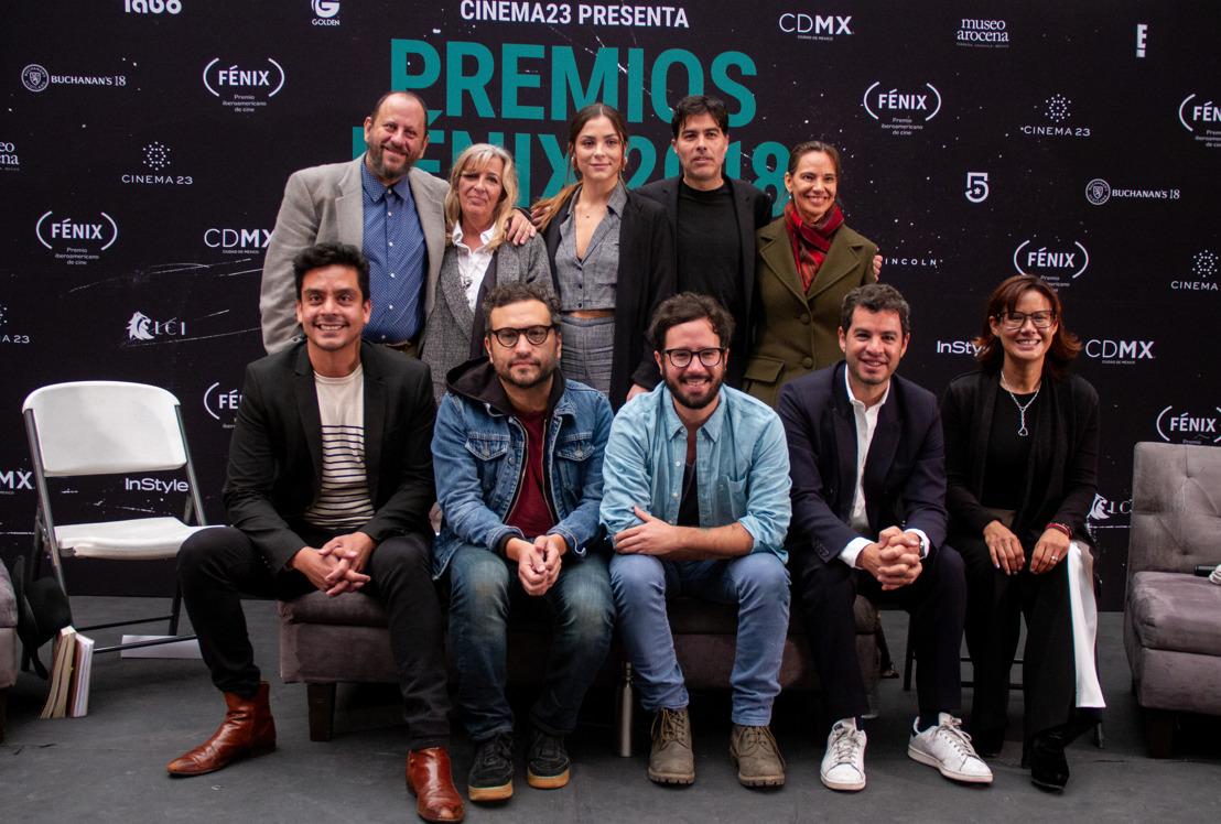 QUINTO ANIVERSARIO DE LOS PREMIOS FÉNIX: CINEMA23 PRESENTA TODOS LOS DETALLES DE ESTA NUEVA EDICIÓN