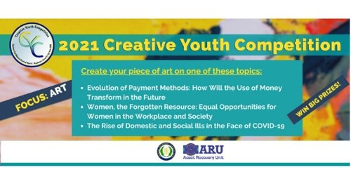 ECCB and Regional Security System Asset Recovery Unit Host Second Creative Youth Art Competition