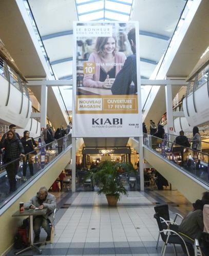 À Westland, Kiabi ouvre son 5e magasin, le plus grand de Belgique