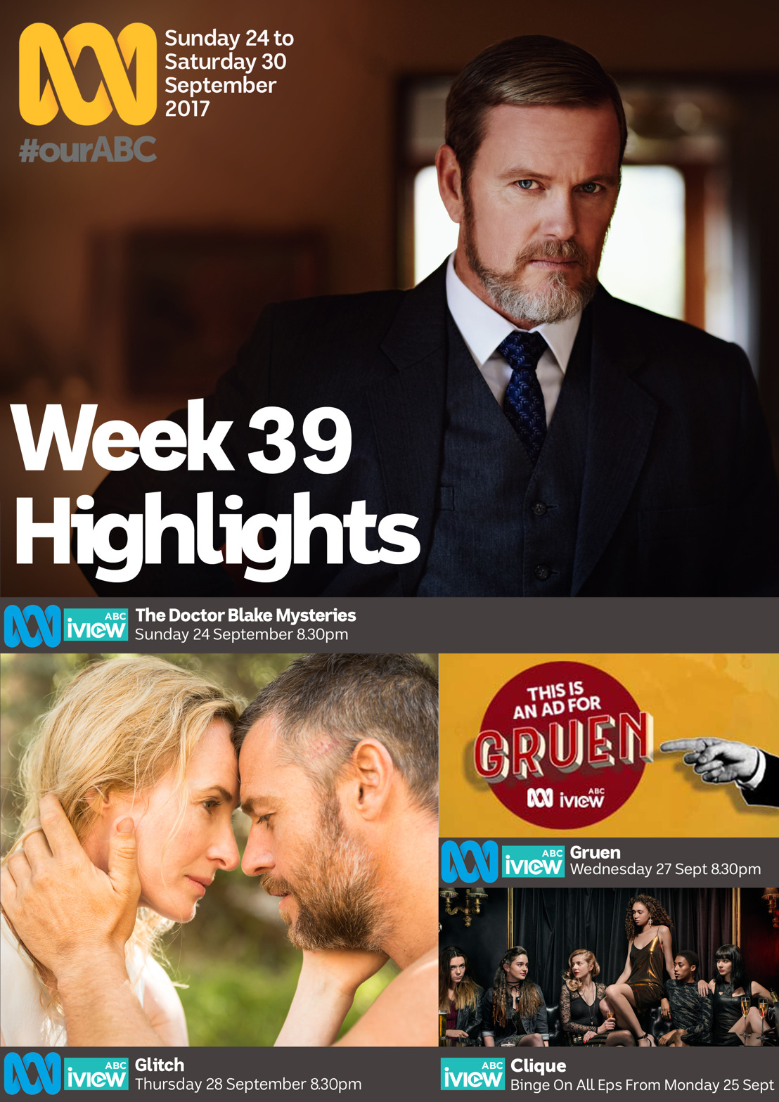 ABC Program Highlights - Week 39