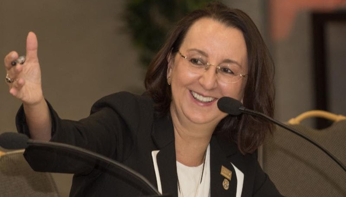 CHTA CONGRATULATES KAROLIN TROUBETZKOY ON SLHTA ELECTION