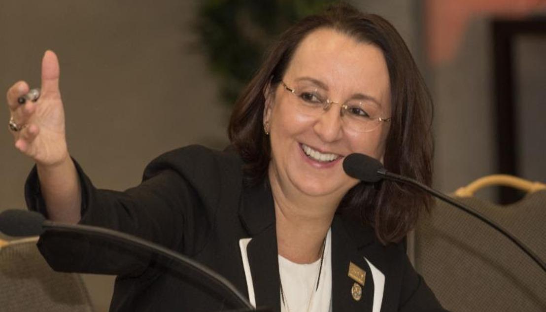 CHTA CONGRATULATES KAROLIN TROUBETZKOY ON SLHTA ELECTION