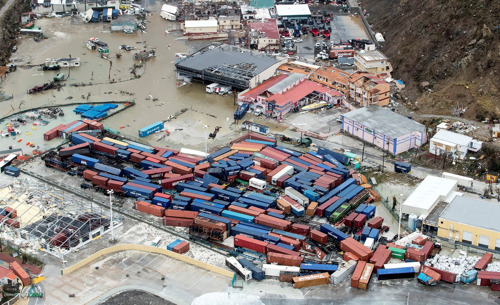 OECS Member States discuss the impact of natural disasters on trade