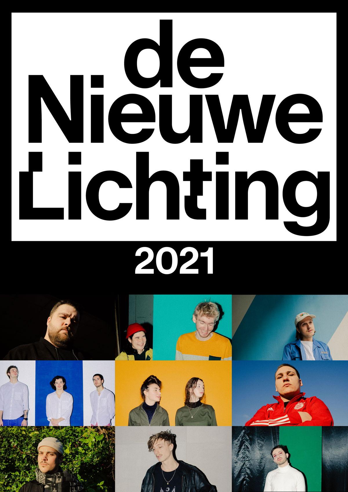 De Nieuwe Lichting van Studio Brussel 2021