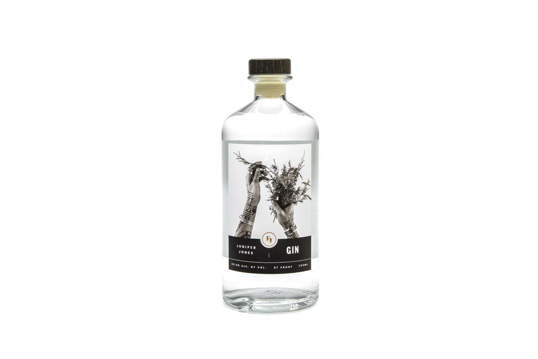 The Family Jones Juniper Jones Gin
