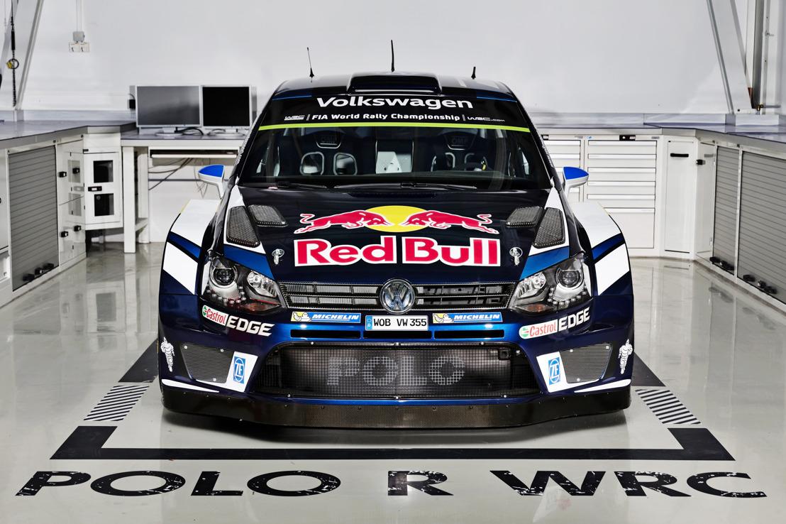 Finetuning voor de wereldkampioen rally: Volkswagen Polo R WRC voor het nieuwe seizoen tot in de details verbeterd