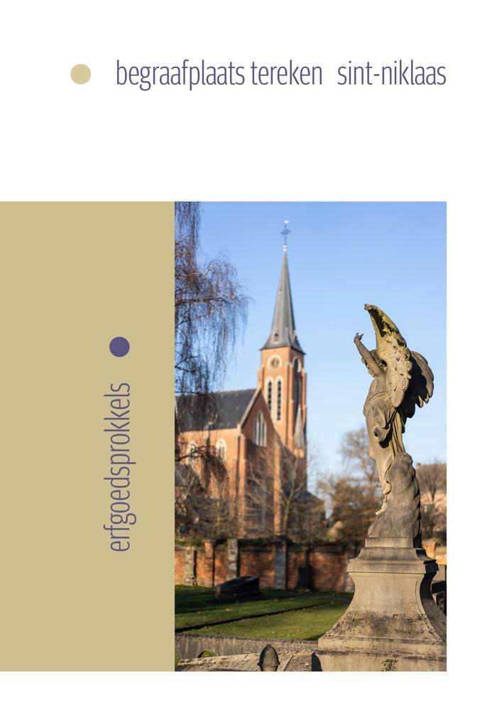 Provincie stelt Erfgoedsprokkel over begraafplaats Tereken Sint-Niklaas voor