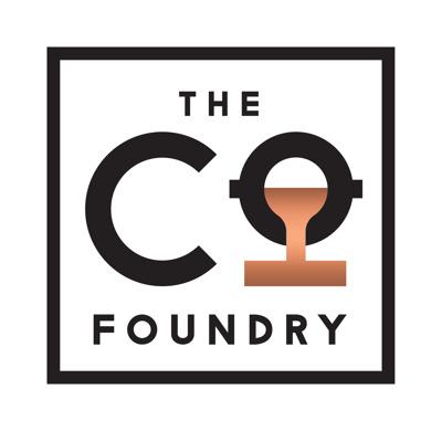 The CoFoundry press room Logo