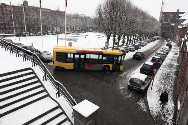 Preview: Le Groupe TEC est prêt pour l'hiver