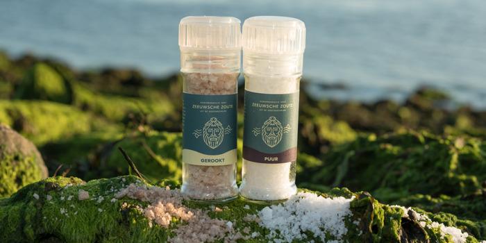 Zeeuwsche Zoute: Nu ook verkrijgbaar in een volledig recyclebare zoutmolen