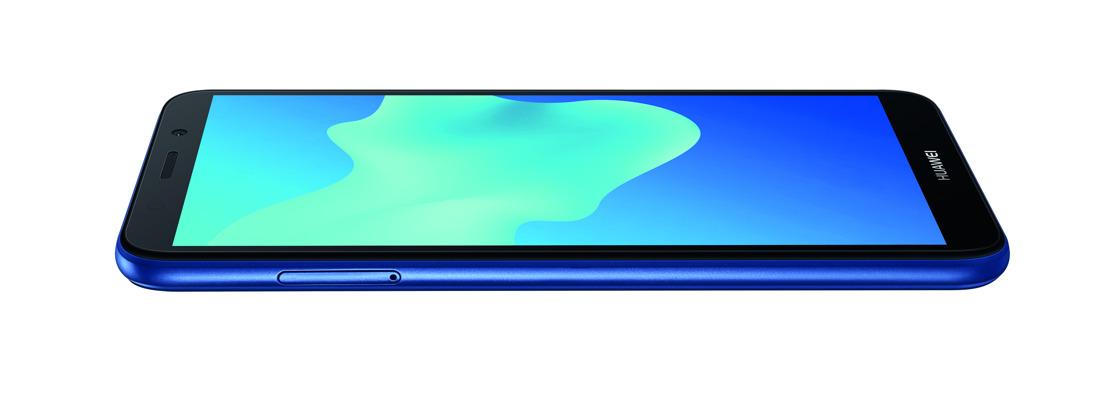 Ontdek de Huawei Y5 2018: Huawei Fullview Display en duurzame batterij bieden meer van alles voor iedereen