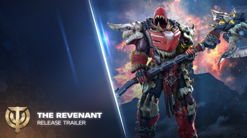THE REVENANT WALK THE SOIL OF SKYFORGE ONCE MORE
