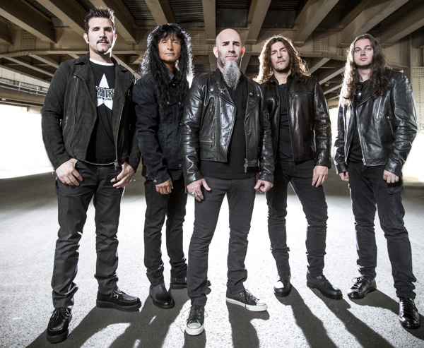 Preview: Sweetwater Studios Hosts Anthrax in Latest Recording Master Class