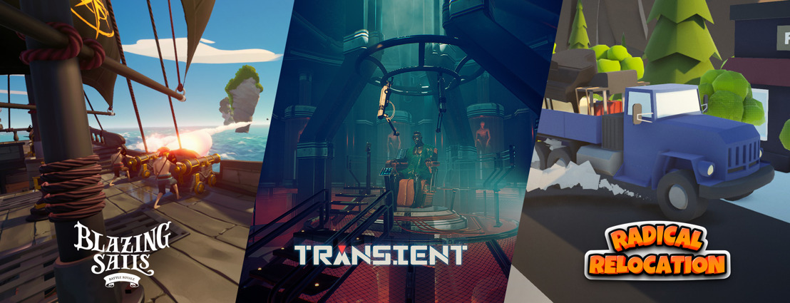 Steam Summer Festival: Play Three Upcoming Indie Games from Iceberg Interactive