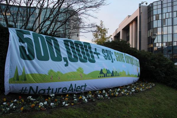 Preview: Overwinning voor de Natuur - Grote publiekscampagne redt de Europese Natuurwetten