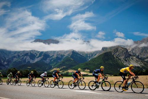 Volg De Ronde van Frankrijk bij de VRT