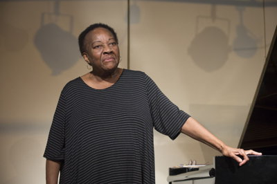 Anthea Waites in Celebration; Music of American Composers. Image credit Jan Potgieter