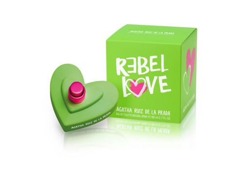 AGATHA RUIZ DE LA PRADA - LOVE GENERATION - REBEL LOVE