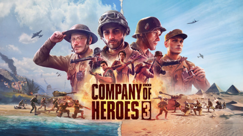 Preview: COMPANY OF HEROES 3 – A DEEP DIVE INTO CoH-DEVELOPMENT