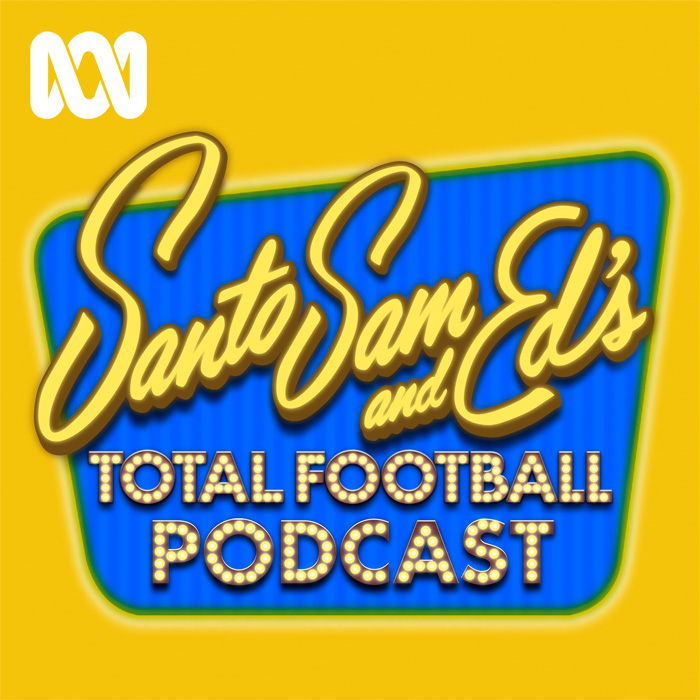 The new podcast from Santo Sam and Ed and ABC Comedy