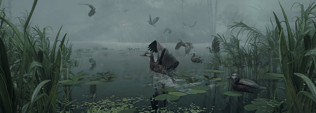 Hunt: Showdown Release Update 2.3: The Water Is No Longer Safe