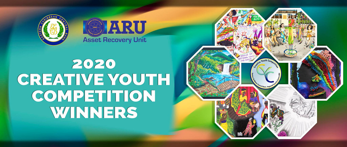 Regional Creative Youth Art Competition Winners Awe Judges