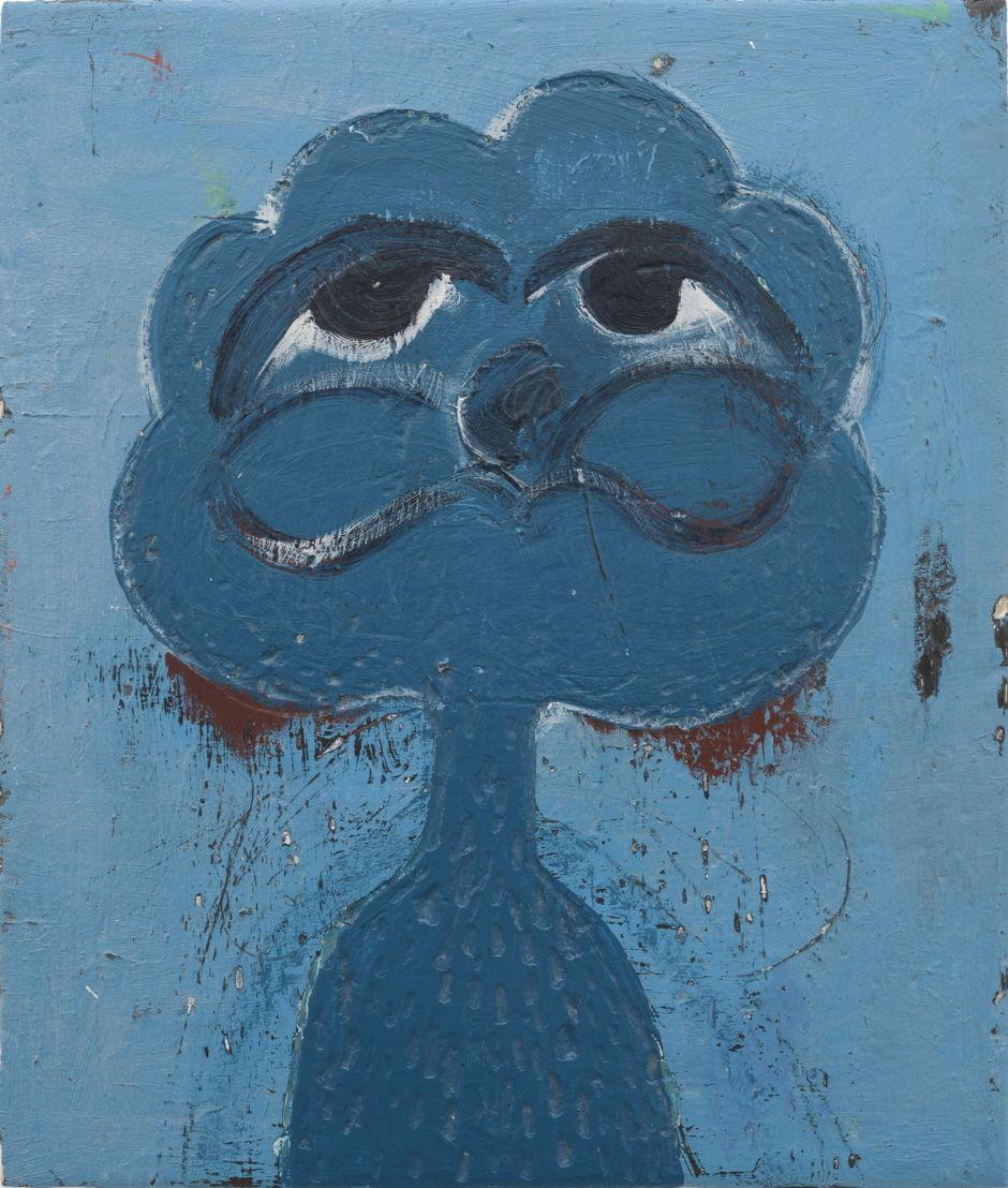 Mural Beurskafee - 5.02 - 30.04: Nel Aerts