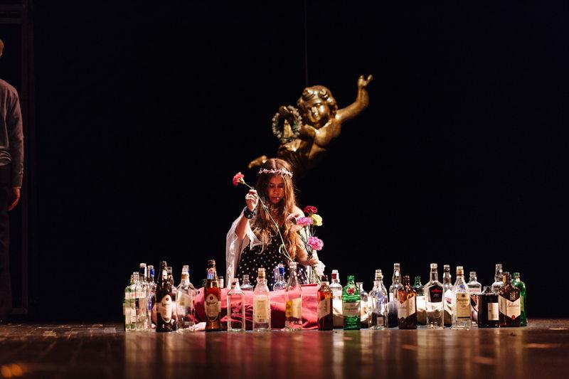 Angélica Liddell - Tandy - 19 > 20/03 - © Samuel Rubio