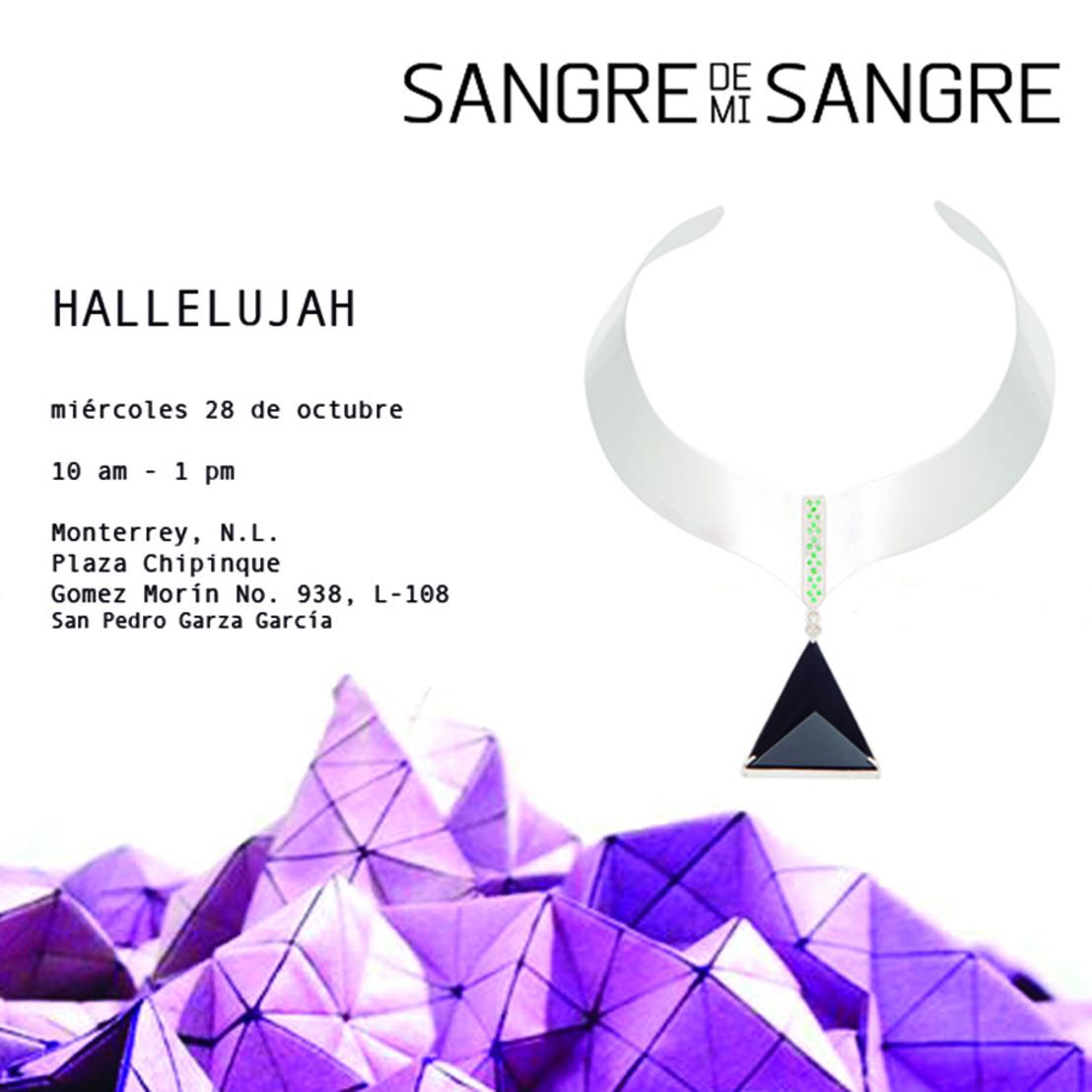 """""""Hallelujah"""" de Sangre de mi Sangre"""